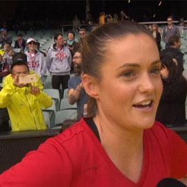 Žena s cystickou fibrózou zabehla Adelaidský maratón